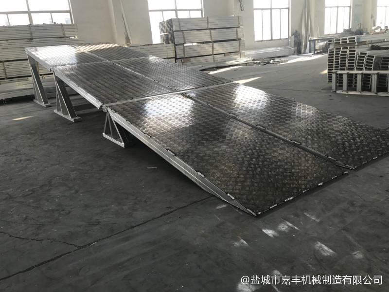 码头简易固定式装卸平台系列