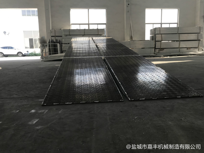 仓库标准液压式固定装卸平台产品介绍